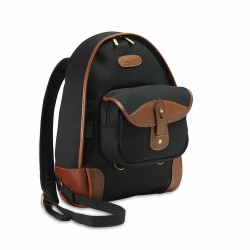Billingham Rucksack 35 Black Tan