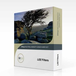 Lee Filters SW150 ND Graduated Set - Hard