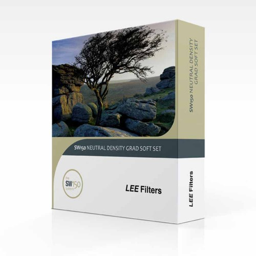 Lee Filters SW150 ND Grad Set - Soft