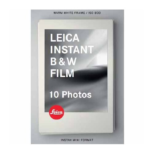 Leica Sofort Monochrom Film Pack (10 shots)