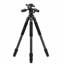 Induro CLT203PHQ1 Stealth Carbon Fiber Tripod Kit - 3 Sections