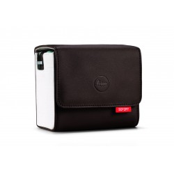 Leica Sofort Brown case