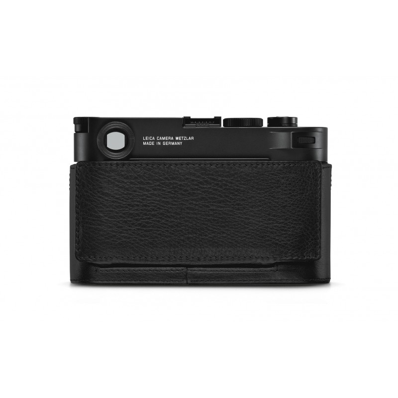 Leica Protector for M10 black leather