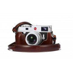 Leica Protector for M10 leather vintage brown 24021
