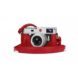Leica Protector for M10 red leather 24022