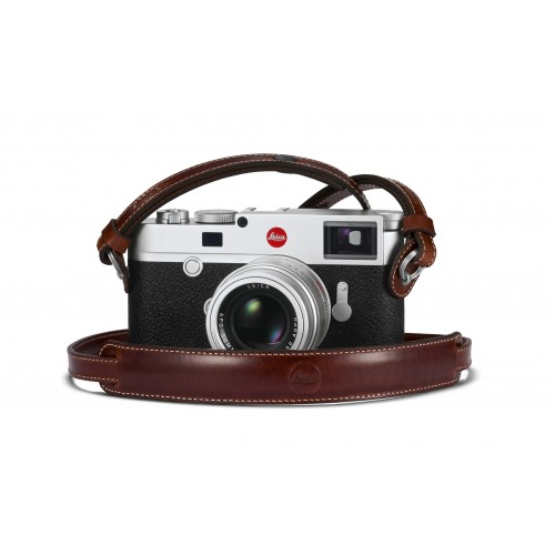 Leica carrying strap vintage brown 18764