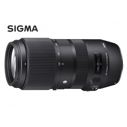 Sigma 100-400mm f5-6.3 DG OS HSM Contemporary Lens Canon