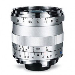 Zeiss ZM 25mm f2.8 Biogon Silver