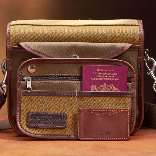 Hawkesmill Small Jermyn Street Camera Bag