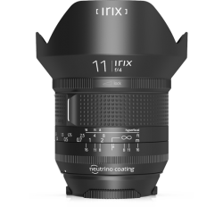 Irix 11mm Firefly Lens for Canon