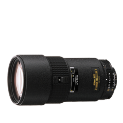 Nikon 180mm Nikkor f2.8 IF - ED AFD Lens