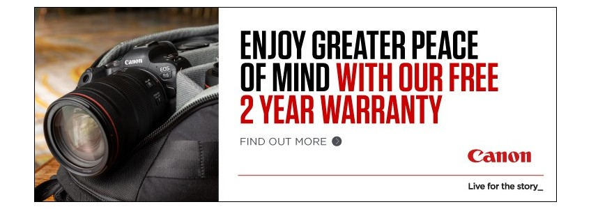 Canon Tilt & Shift Lenses