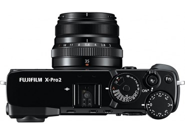 5 Minutes with the Fuji X-Pro 2