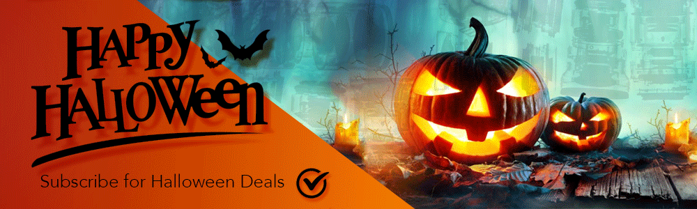 Subscribe Now for Halloween Deals