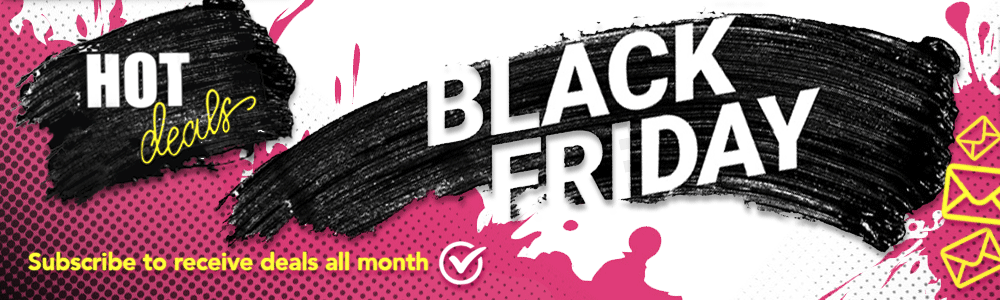 Subscribe Now for Black Friday Deals